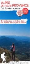 (18) Les vallées des Duyes et Bléone – 18 randonnées pédestres
