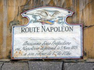Les Randonnées de la Route Napoléon