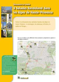 Randoland Alpes de Haute Provence