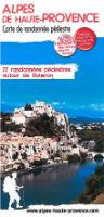 (22) Autour de Sisteron – 22 promenades et randonnées à pied