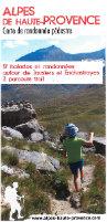 (33) Jausiers et Enchastrayes – 19 balades et randonnées et 3 parcours trail