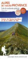 (19) Pays dignois, Vallées de la Blanche, Bès et Serre-Ponçon – 44 promenades et randonnées