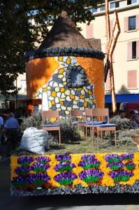 Au pays de la lavande : Corso de la lavande à Digne-les-bains