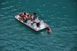 lacs : lac de serre ponçon