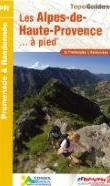(09) Les Alpes de Haute-Provence à pied ® – 36 promenades et randonnées