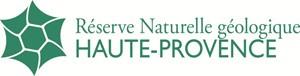 Logo Réserve Naturelle Nationale Géologique de Haute-Provence