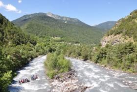 Rivières et lacs d'altitude
