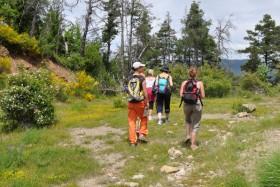 Randonnée dans les Alpes de Haute-Provence