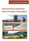 Brochure découverte culturelle Alpes de Haute Provence