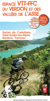 Brochure Espace VTT Site VTT FFC du Verdon et des Vallées de l'Asse
