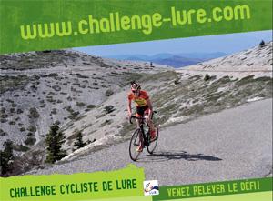 challenge de Lure Vélo dans le Pays de Forcalquier