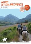 Chevaucher : Brochure Cheval dans les Alpes de Haute Provence