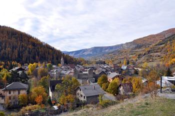 Colmars-les-Alpes Les Tours du Haut-Verdon