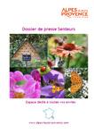 dossier de presse senteurs Alpes de Haute Provence