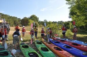 Sports d'eau vive : école de sports d'eaux vives dans les Alpes de Haute-Provence