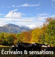 Ecrivains et sensations dans les Alpes de Haute Provence