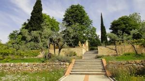Parcs et jardins dans les Alpes de Haute-Provence : Jardin Thomassine