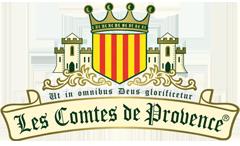 Logo les Comtes de Provence