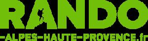 logo du site internet rando-alpes-haute-provence.fr