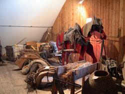 Musée d'Arts et de Traditions populaires de Saint-Paul/Ubaye Sites et hébergements labellisés
