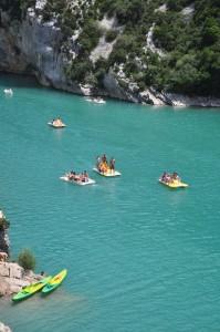 lacs : Le lac d'Esparron de Verdon