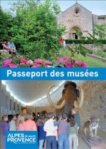 Passeport des musées Alpes de Haute-Provence