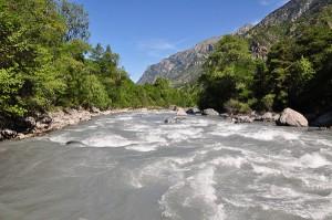 Rivière de l'Ubaye