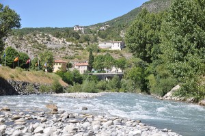 Rivière du Var