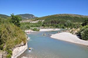 Rivière du Verdon