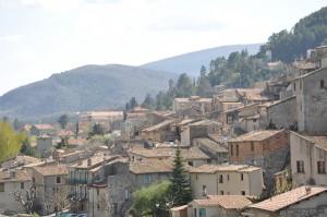 Chemin de St Jacques de Compostelle: Sisteron