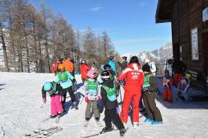 école ski alpes de haute provence