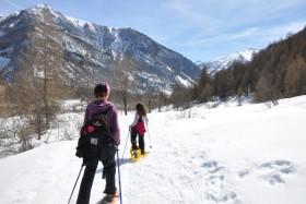 Domaine nordique de Val d'Oronaye Larche