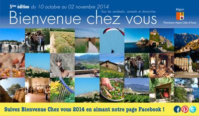 Bienvenue chez vous Alpes de Haute-Provence