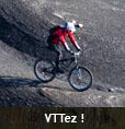 VTT dans les Alpes de Haute Provence