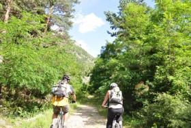 Site VTT FFC Digne-les-Bains et le pays dignois
