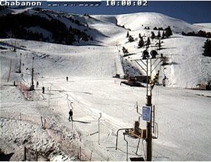 Webcam Chabanon Selonnet