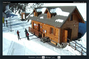 Webcam Haute Ubaye St Paul