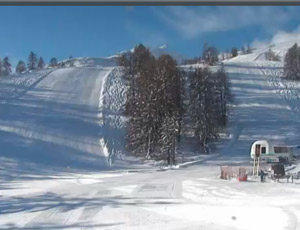 webcam Sainte-Anne station ski