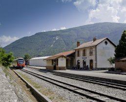 Train des Pignes - Chemin de fer de Provence