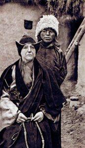 Personnages célèbres, l'exploratrice orientaliste Alexandra David-Neel