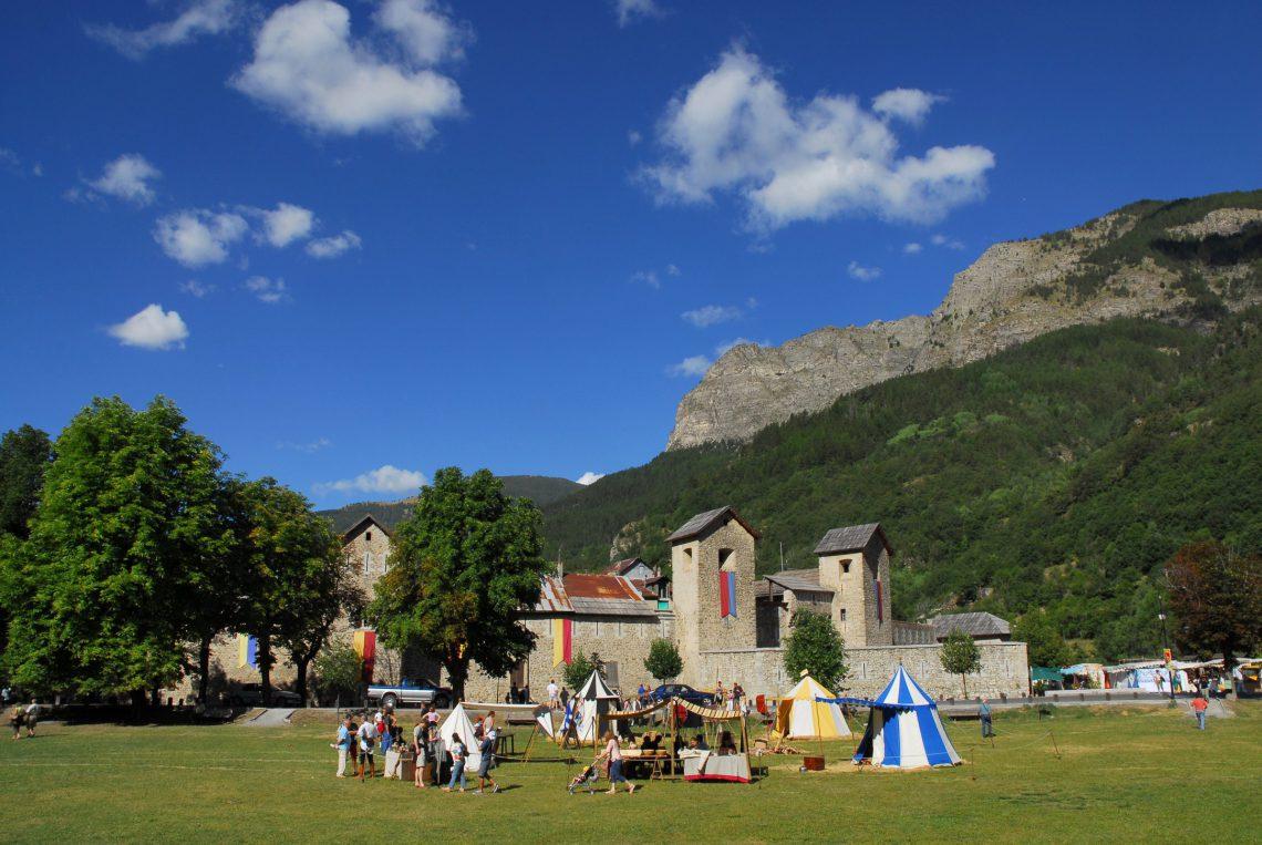 Fête médiévale de Colmars-les-Alpes