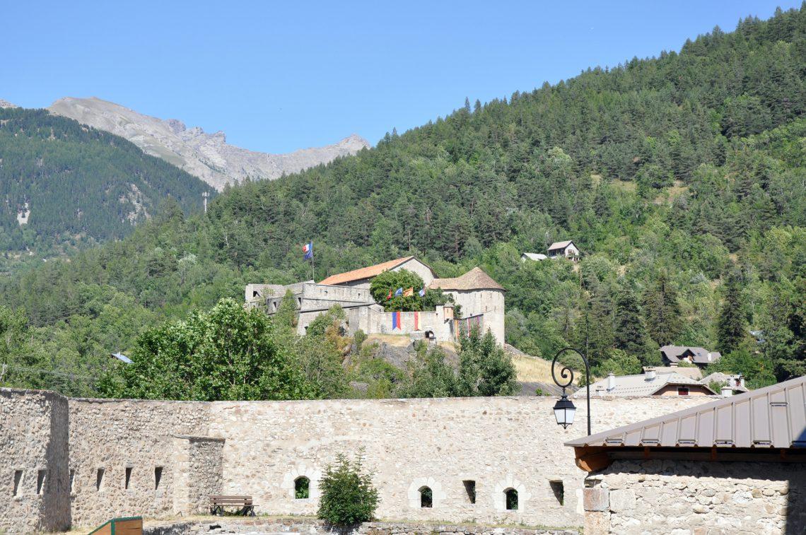 Colmars-les-Alpes Fort de Savoie