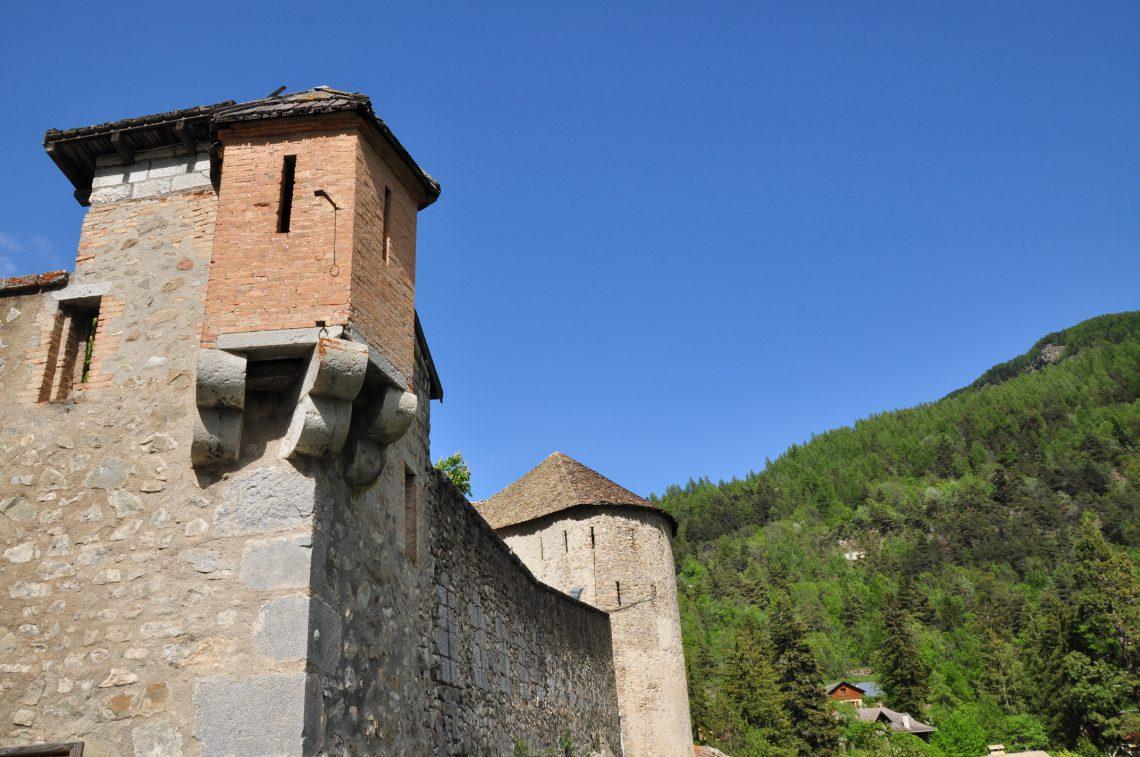 Colmars-les-Alpes fort