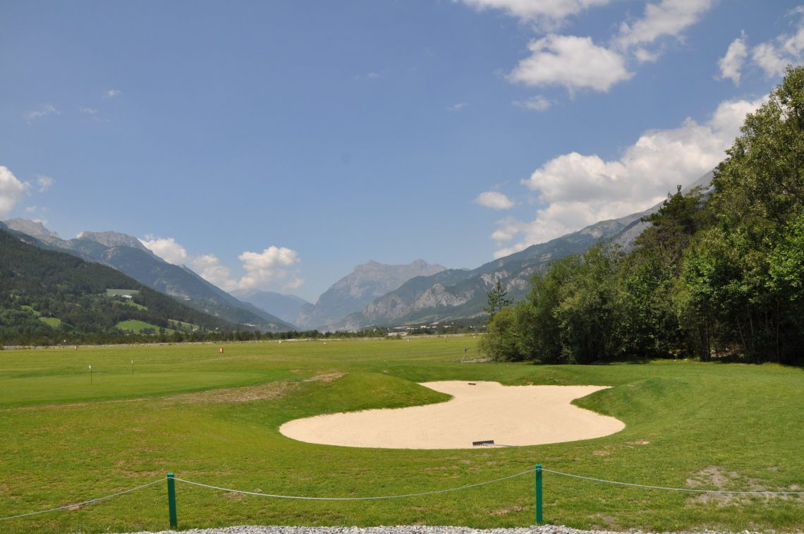 Golf alpes de haute provence tourisme - Office tourisme barcelonnette ...