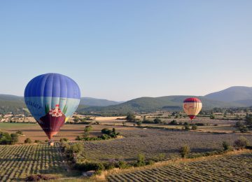 montgolfière - sports aériens