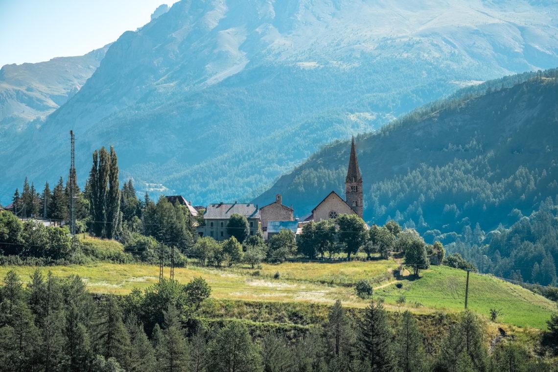 Trekking franco-italien Saint-Paul-sur-Ubaye ©Teddy Verneuil