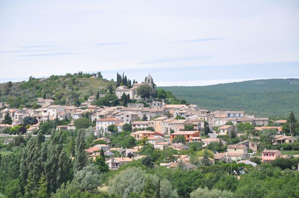 Chemin de St Jacques de Compostelle : Saint Michel l'Observatoire