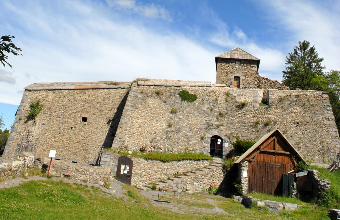 Fort Seyne-les-Alpes ©Philippe Leroux