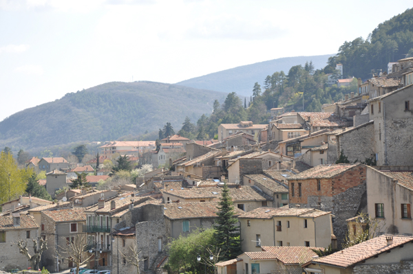 Grandes randonnées : Sisteron