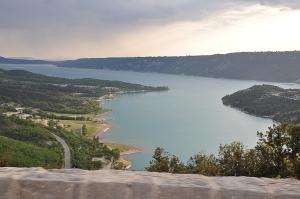 lacs : Le lac de Sainte-Croix de Verdon